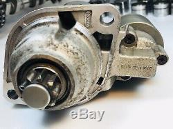 Porsche Boxster 986 2.5 2.7 Bosch 986.604.104.00 Genuine Starter Motor