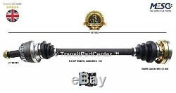 REAR DRIVE SHAFT BMW 3 E90 320d 2004-2011 SALOON RIGHT HAND DRIVER OFF SIDE