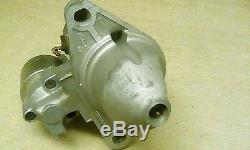 ROVER 45 MGZS STARTER MOTOR NAD101340 BOSCH (New Genuine MG)