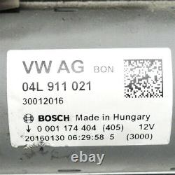 Starter Anlasser für AUDI VW 2.0 TDI 04L911021