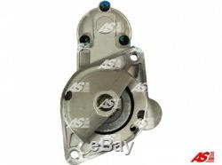 Starter For Smart Fortwo Coupe 450 Om 660.940 Fortwo Cabrio 450 As Pl S0498