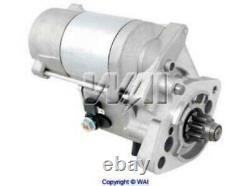 Starter Motor 32556N WAI NAD101500 Genuine Top Quality Guaranteed New