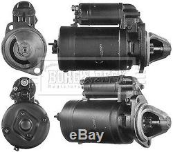 Starter Motor BST2590 Borg & Beck Genuine Top Quality Replacement New