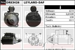 Starter Motor DRS3426 Remy CBU1188R CBU1188 DS4536 Genuine Quality Replacement