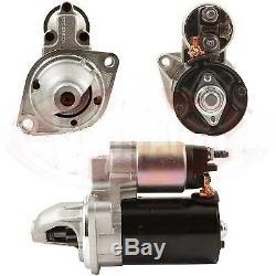 Starter Motor Genuine Bosch Bmw 1 & 3 Series 1.6 2.0l 12v 9th E81 E83 E87 E91 E9