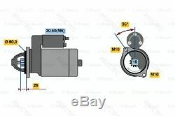 Starter Motor MB Maybach906, W251 V251, W164, W221, W463,240, W211, S212, S204, C219