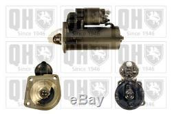 Starter Motor QRS1604 Quinton Hazell 82AB11000BA Genuine Top Quality Replacement