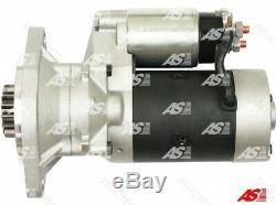 Starter Motor S2044 for Yanmar John Deere Hitachi Isuzu 129400-77010 AM878189