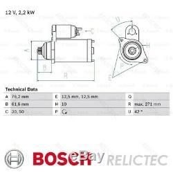Starter Motor VWTRANSPORTER V T5, MULTIVAN V 5 02M911023QX 02M911023Q