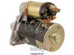Starter Motor fits AUSTIN MINI 1.0 86 to 92 WAI Genuine Top Quality Replacement