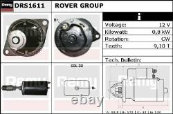 Starter Motor fits AUSTIN Remy Genuine Top Quality Guaranteed