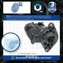 Starter Motor fits ISUZU TROOPER Mk1 2.3 85 to 91 4ZD1 ADL 8941566710 8944692460