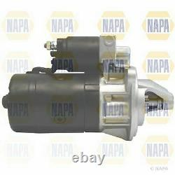 Starter Motor fits IVECO DAILY Mk2 2.8D 96 to 99 NAPA Genuine Quality Guaranteed