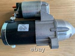 Starter Motor fits MITSUBISHI OUTLANDER Mk2 2.0 06 to 12 4B11 ADL 1810A011 New