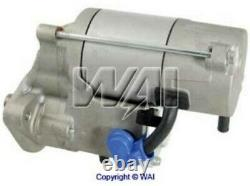 Starter Motor fits ROVER 75 RJ 2.0D 99 to 05 WAI Genuine Top Quality Guaranteed