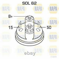 Starter Motor fits ROVER MINI 1.3 91 to 00 NAPA Genuine Top Quality Guaranteed