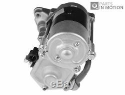 Starter Motor fits TOYOTA STARLET EP82 1.3 89 to 94 4E-FTE ADL 2810010040