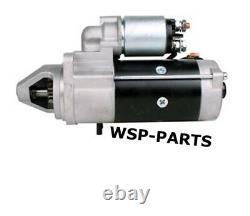 Traktor Anlasser Starter 0001230006 0001230014 0001262002 0001262034 11.132.137
