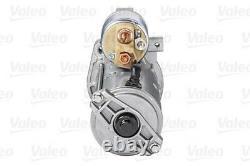 VALEO Starter Anlasser Startanlage ohne Pfand VALEO ORIGINS NEW 432644
