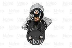 VALEO Starter Anlasser Startanlage ohne Pfand VALEO ORIGINS NEW 438183