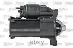 VALEO Starter Anlasser Startanlage ohne Pfand VALEO RE-GEN REMANUFACTURED 455748