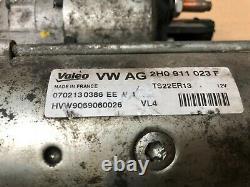 Volkswagen Crafter 30-50 Starter Motor 2H0911023F 2.0 TDI 100KW 2014 GENUINE