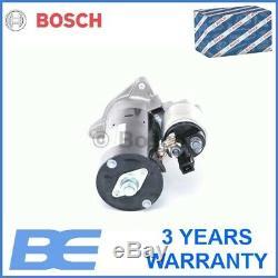 Vw STARTER Genuine Heavy Duty Bosch 0001125046 1516691R