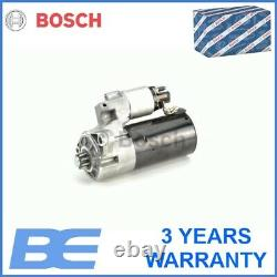 Vw Touareg 7La 7L6 7L7 STARTER Genuine Heavy Duty Bosch 0001125519 059911023S