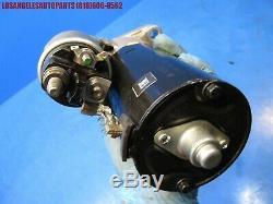 08-10 Porsche Cayenne V8 957 Véritable Original Bosch Starter Motor 94860420600