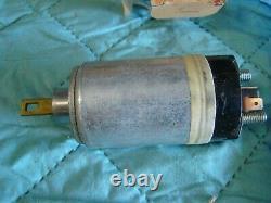 113-911-287a 0331302034 Starter Solenoid Beetle Vw Genuine Bosch Allemagne Nos