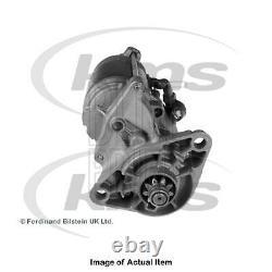 20 £ Cashback Véritable Blue Print Starter Motor Adt31212 Qualité Supérieure 3ans Pas De Quibb
