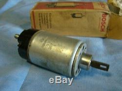 331 302 004 331 302 004 Starter Solendoid 6 Volt Véritable Bosch Nos Porsche 356 6v