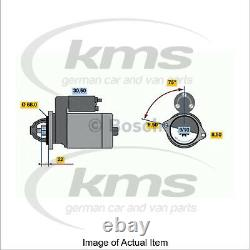 £45 Cashback Genuine Bosch Starter Motor 0 986 017 120 Meilleure Qualité Allemande