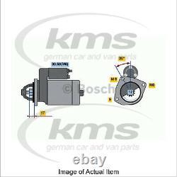 £45 Cashback Genuine Bosch Starter Motor 0 986 022 121 Meilleure Qualité Allemande
