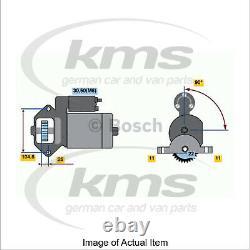 £45 Cashback Genuine Bosch Starter Motor 0 986 022 561 Meilleure Qualité Allemande