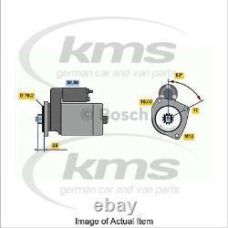 £45 Cashback Genuine Bosch Starter Motor 0 986 024 050 Qualité Supérieure Allemande