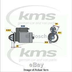 £ 45 Cashback Véritable Moteur 0 Bosch Starter 986 013 150 Top Allemand Qualité