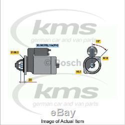 £ 45 Cashback Véritable Moteur 0 Bosch Starter 986 015 740 Top Qualité Allemande