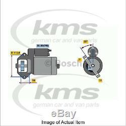 £ 45 Cashback Véritable Moteur 0 Bosch Starter 986 023 760 Top Qualité Allemande