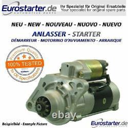 Anlasser 2,20kw Neu Oe Nr. 0001218174 Für Iveco