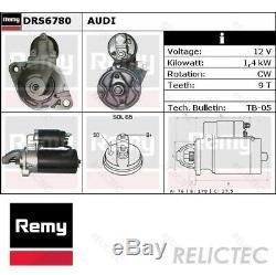Audi Starter Motor Vwa6, A4,100,80, A8, Coupé, Cabriolet, Passat 078911023x