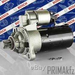 Bosch 0 001 125 605 Démarreur Vw Transporter T5 Multivan V 2.5 Tdi