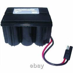 Bosch Atco Batterie De Démarrage Authentique (pour S'adapter Balmoral, Amiral, Royale Mowers)