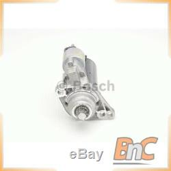 Bosch Seat Skoda Starter Set Vw Audi Oem 0001123012 02z911023f