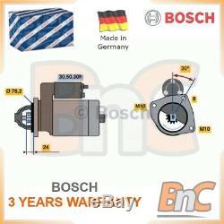 Bosch Starter Bmw Oem 0986017110 12417515396