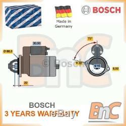 Bosch Starter Chevrolet Daewoo Vauxhall Opel Fiat Oem 0986017120 96843578