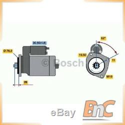 Bosch Starter Set Vw Touareg 7la 7l6 7l7 Oem 0001125519 059911023s