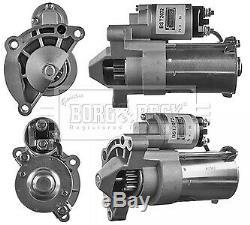 Citroen Starter Motor B & B 5802cp 9646972280 Véritable Remplacement De Qualité Supérieure Nouveau