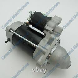 Convient Fiat Ducato Peugeot Boxer Citroen Relay Starter Motor 2.8-diesel (98-06)