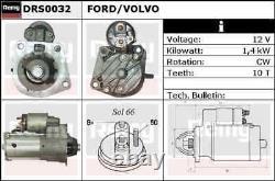 Delco Remy Starter Motor Drs0032 Toute Nouvelle Garantie Authentique De 5 Ans